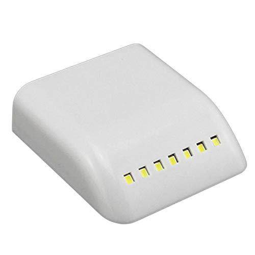 BigBig Style 7 LED PIR bewegingssensor nachtlampje batterijaangedreven LED-nachtlampje met bewegingssensor voor garderobelader