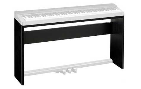 Casio CS-67BK Keyboard Stand for Privia Digital Pianos, Black