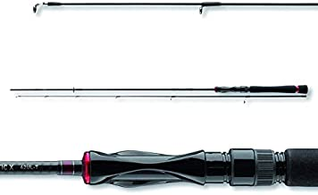 Daiwa Ballistic X UL Spin BLXLT 7,54ft 3,5-12 Gramm EVA Griff Spinning Angelrute 11516-230 2 Teile 2,3 Meter