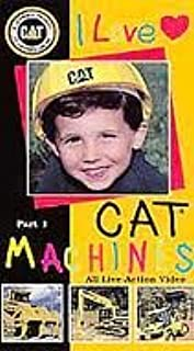 I Love Cat Machines VHS