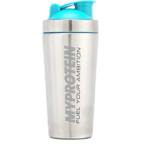 MY PROTEIN Myprotein Bottiglia Shaker in Acciaio Inox–750ml