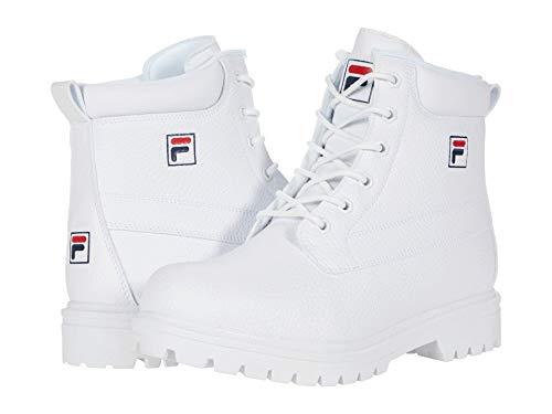 Fila Men's Edgewater 12 Pb Boots White/Navy/Red 11