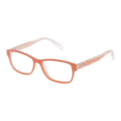 TOUS VTO876530AHA Gafas, ROSA, 53/16/140 para Mujer