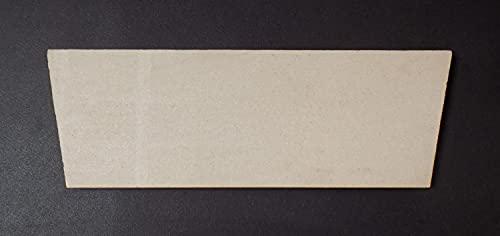 Zugumlenkung für BK Ofenbau Luxor 1 Kaminöfen - Vermiculite - Passgenaues Kaminofen Ersatzteil