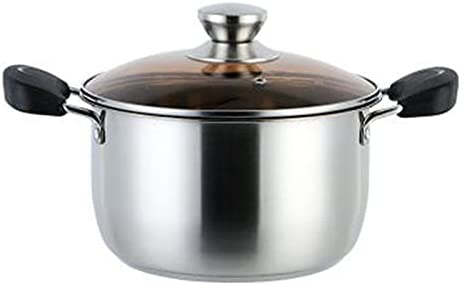 XIAOFENG 304 Stainless Nippon regular agency Steel Stock Pot Cover Layers shopping Base 3 with