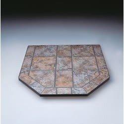 American Panel 48 sl tt Tartara Single Cut Corner Stove Board 48 Inch x 48 Inch