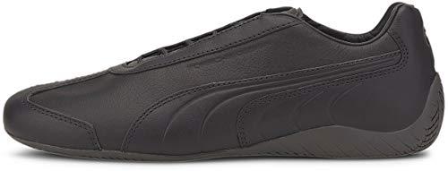 PUMA - Mens Pd Speedcat L Shoes, Size: 11.5 D(M) US, Color: Jet Black/Asphalt