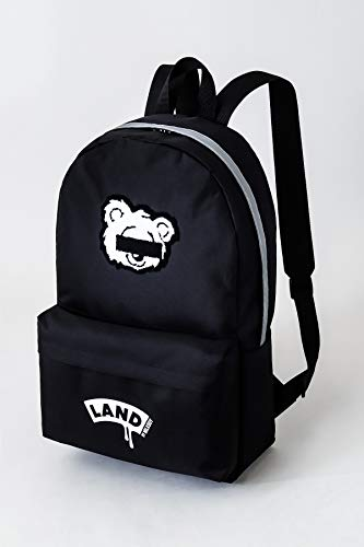 LAND BY MILKBOY BACKPACK BOOK 商品画像