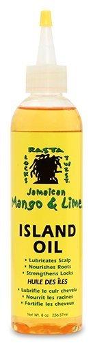 Jamaican Mango & Lime Island Oil, 8 Ounce by Jamaican Mango & Lime