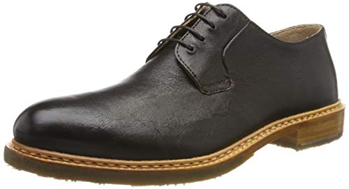 Neosens Dakota Kerner, Zapatos de Cordones Oxford para Hombre, Marrón (Brown S599), 43 EU