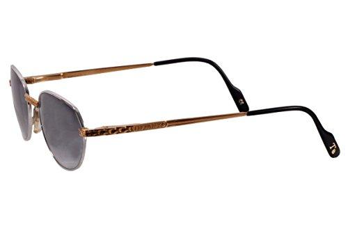 Tiffany T330 Gold Plattiniert Designer Vintage Antik Sonnenbrille Sunglasses Occhiali Gafas - TH