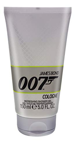 3x James Bond 007 Cologne Duschgel for men je 150ml Showergel Für den Mann