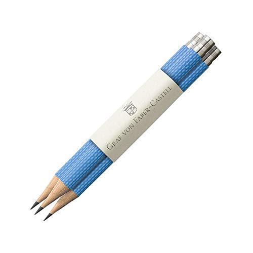 Faber Castell - Lote de 3 lápices de recambio para bolígrafos de...