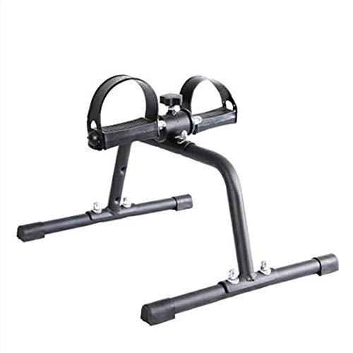 YF-SURINA Equipamiento deportivo para interiores Stepper, Fitness Pedal Fitness Home Sports Bike Mini Stepper en el anciano Manos y pies desmontables y tratamiento vertical Hemiplejía Fitness