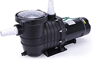 【UL Certification】Our swimming pool pumps have passed UL certification and comply with UL safety standards, so you can use it with confidence. 【Energy Saving and Low Noise】The powerful pump adopts advanced engineering design to maximize water flow, l...