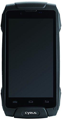 CYRUS CYR0027 CS 25 Outdoor wasserdichtes Smartphone (Dual-SIM, 8 Megapixel Kamera, 1,3GHz, Bluetooth, Android)