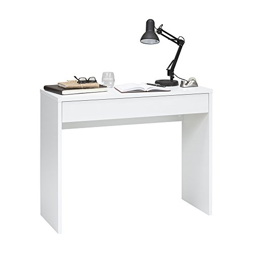 FMD furniture Consolle, truciolato Rivestito in Resina melamminica, ca. 100 x 80 x 40 cm