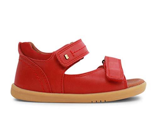 Bobux IW Driftwood Open sandaal – een sandalen van leer, flexibele zool, klittenbandsluiting comfortabel, fris. Fantastische sandalen voor wandelingen, springen en klimmen.