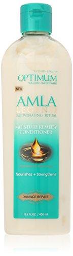 SoftSheen-Carson Optimum Salon Haircare Amla Legend Moisture Remedy Conditioner, 13.5 oz