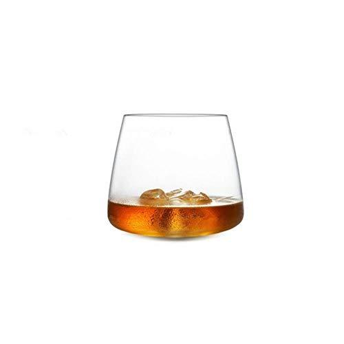 TUOP Crystal Kick wijn Whiskey glas schudden ijs taart Brandy Martell Cognac Whisky drinkbeker Tumbler