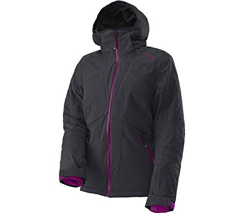 HEAD Mystic Jacket Jacke Damen Skijacke Winterjacke Schwarz 824115-BK, Größenauswahl:L
