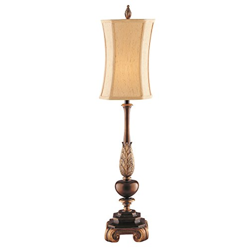 "Stein World 97755 Sweet Ginger Buffet Lamp, 8"" x 8"" x 35.5"""