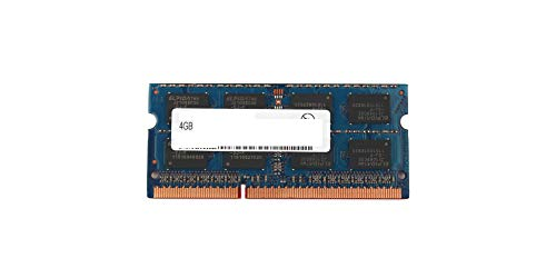 4GB (1x 4GB) DDR3 1333MHz (PC3 10600S) SO Dimm Notebook Laptop Arbeitsspeicher RAM Memory Hynix Micron Elpida
