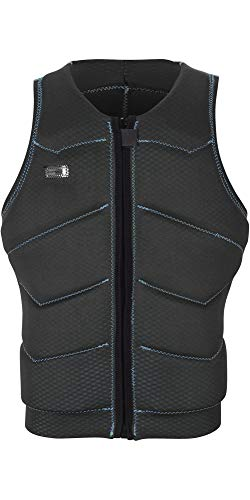 O'Neill Men's Hyperfreak Comp Vest, Fade Grey:Graphite, L