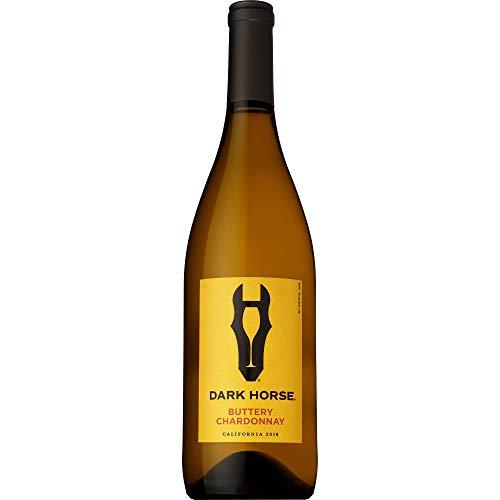 【リッチなこく旨 濃い白】 ダークホース バタリーシャルドネ [ 白ワイン 辛口 アメリカ 750ml ]