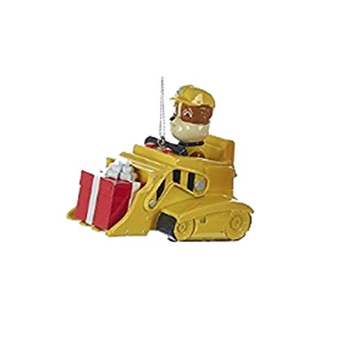 Paw Patrol Christmas Ornaments - Chase, Marshall & Rubble by Kurt Adler (Rubble)