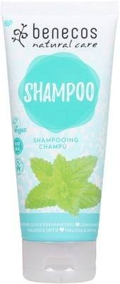 BENECOS - Natural Shampoo Melissa,Lemon & Nettle - 200 ml