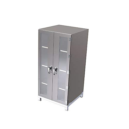 Regular discount Sapphire Cleanrooms SCP-NB-116 Storage Cabinet 1 Blower National uniform free shipping Without