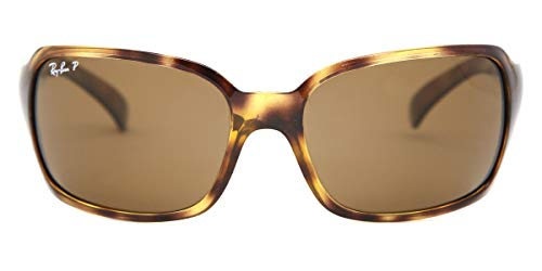 Gafas de Sol Ray-Ban RB4068 HAVANA CRYSTAL BROWN POLARIZED