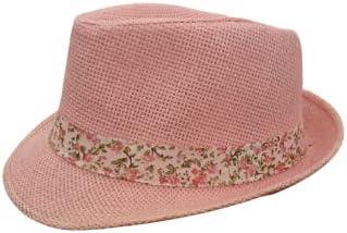 Pink Sun Hat Summer for Fashionable Girls Beautifull