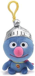 Super Grover Backpack Clip - Emoji