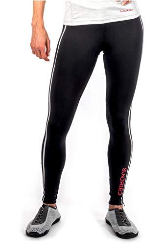 Sundried Womens Hardlopen en Gym Leggings Voor Sport Fitness Workout Draag Atletische Dames Broeken