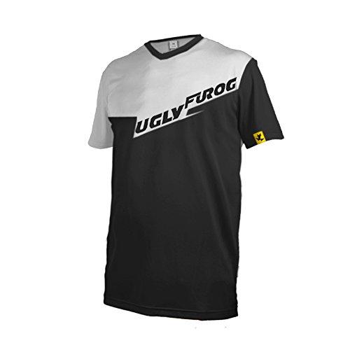 Uglyfrog Jersey Element Racewear Motocross Kurzarm Downhill Bike Kurz/Langarm Trikots Enduro Cross Motorrad DH/AM/XC/FR/MTB/BMX/MTB Shirt Shirt Fahrradausrüstung