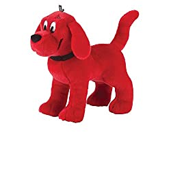 Image: Standing Clifford Red Dog 16 inches by Douglas Cuddle Toys