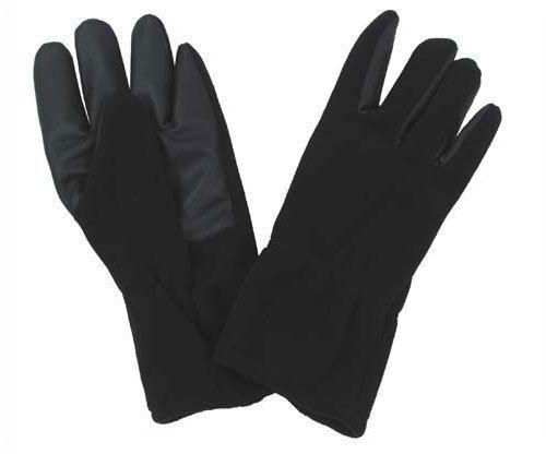 Fleece-Fingerhandschuhe, Alpin, oliv, winddicht, Größe XXXL