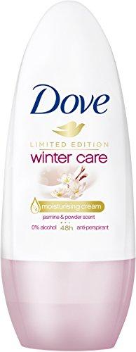 Dove Deo Roll On Limited Edition Winter Care anti-traspirante, confezione da (6X 50ML)