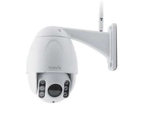 Tenvis Wifi-camcorder met app in het Engels, TA702D, TA702D