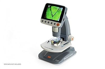 Celestron 5 MP InfiniView LCD Digital Microscope