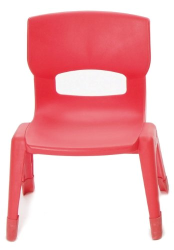 Weplay ke0006–00R – Petit Chaise, Rouge
