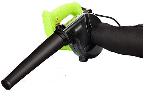 NACHUN Multi-Uso Leaf elettrica soffiante Aria soffianti con collettore di polveri, 220V Garden Aspiratori soffiando ed aspirando Dual-Purpose Multi-vortice Pompa ad Aria 9.21
