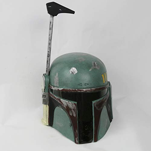 MIAOR Star Wars The Black Series Boba Fett Premium Helmet, The Empire Strikes Back Full-Scale Roleplay Collectible for Kids Ages 14 and Up