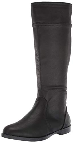 Bella Vita Women's REBECCAII Mid Calf Boot, Black, 10 M US