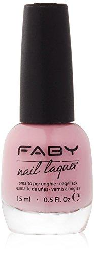 FABY Nagellack Tea Time, 15 ml