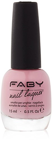 FABY Nagellack Tea Time, 15 ml