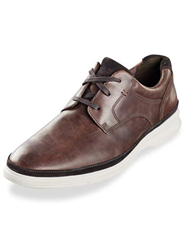 Rockport Dressports to Go Lace Oxfords Brown
