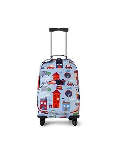 PENNY SCALLAN Mochila De 4 Ruedas Big City Sac à dos enfants 18 centimeters Multicolore (Multicolor)